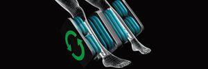 Chuyển động ray phần bắp chân