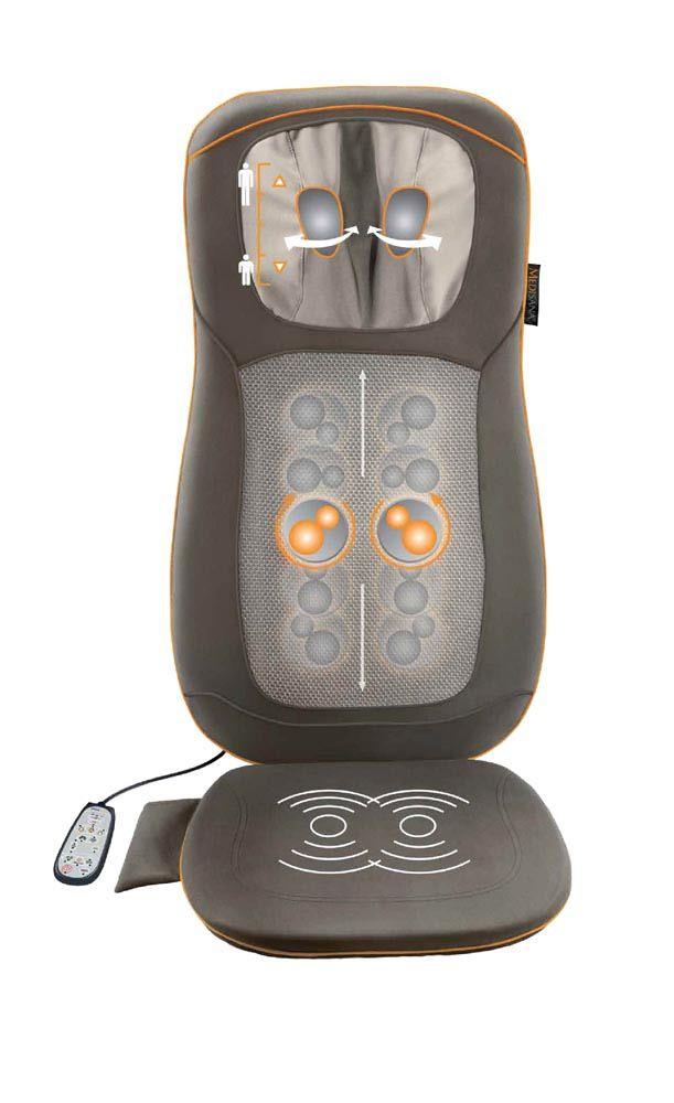 Hình ảnh sản phẩm đệm massage lưng cổ gáy Maxcare Max635 Plus