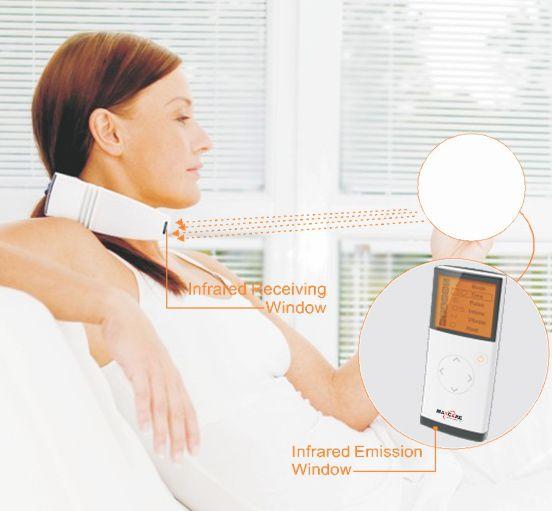 Hướng dẫn vận hành máy massage cổ Maxcare Max545