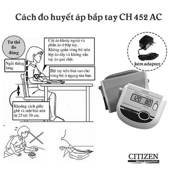 cách đo huyết áp